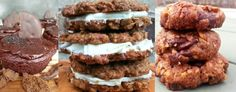 Healthy, Homemade Oatmeal Cream Pies | More Oats Please