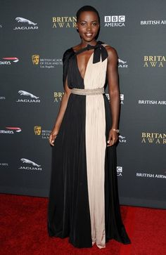 Lupita Nyong'o Photos: Stars at the BAFTA LA Britannia Awards