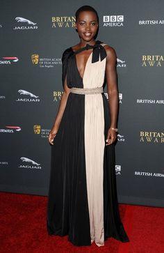 Lupita Nyong'o Photos: Stars at the BAFTA LA Britannia Awards