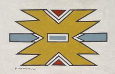 Esther Mahlangu African Patterns, African Prints, African Art, Mural Art, Wall Art, Navajo Rugs, 4th November, Art Classroom, Graphic Design Art