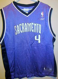 VTG Chris Webber Sacramento Kings jersey , youth X-large - Basketball-NBA Chris Webber, Sacramento Kings, Basketball Pictures, Basketball Jersey, Vintage Nike, Shirt Jacket, The Ordinary, Youth, Sports
