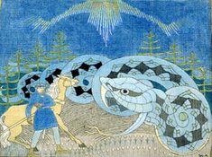 Kalevala taiteessa