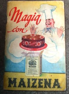 recetario magia con maizena Royal Recipe, So Little Time, Tapas, Catering, Kawaii, Retro, Recipes, Painting, Vintage