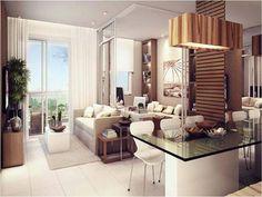 Notícias do Mercado Imobiliário : 12 truques para que o espaço renda em apartamentos pequenos