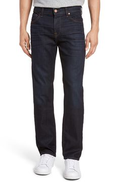 New 7 For All Mankind Slimmy Slim Fit Jeans (Revelry) ,KENNER fashion online. [$248]newtopfashion top<<