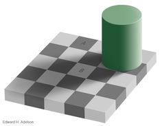 12 fascinating optical illusions show how color can trick the eye [by Ana Swanson]