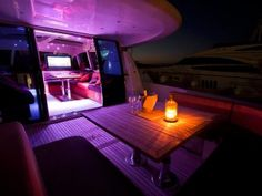Power boats charter - SAURON - Gallery - Sunreef Charter