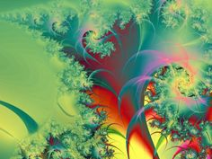 Fractal by Janet Benjamin
