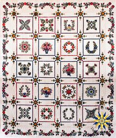 Baltimore Variations Block of the Month