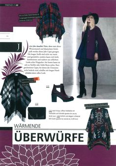 Alle Veröffentlichungen mit FRAAS - The Scarf Company im Jahr 2014! News from FRAAS and about FRAAS in 2014!
