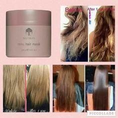 Galvanic Spa, Split Ends, Your Hair, Cool Hairstyles, Nu Skin, Hair Products, Heat Gun, Hair Care, Straight Hair
