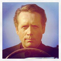 Patrick McGoohan in The Prisoner (1967-1968).