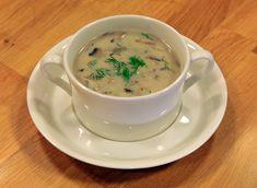 Mantar Çorbası – Arda'nın Mutfağı