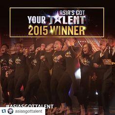 El Gamma Penumbra Is the First Asia's Got Talent Champion | enjoying wonderful world