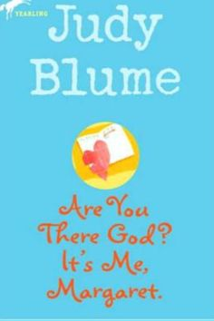 A great book by Judy Blume!