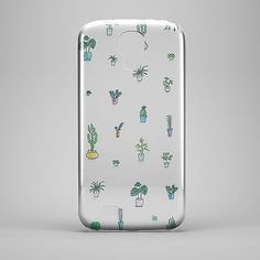 Cactus america #green leaves plants #doodle #desert plant phone case,  View more on the LINK: http://www.zeppy.io/product/gb/2/281963349169/