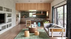 HAO DESIGN READJUSTS TAIWANESE HOME TO PUT EMPHASIS ON THE GARDEN_see more inspiring articles at http://www.delightfull.eu/blog/hao-design-readjusts-taiwanese-home-emphasis-garden/