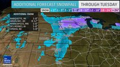 Winter Storm Goliath: Snow, Ice Spread to Midwest and New England