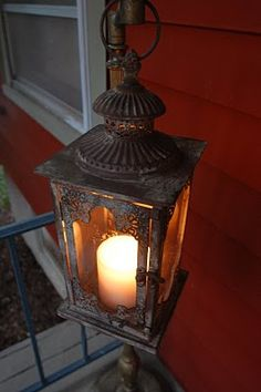 front porch lighting. Happyroost.com
