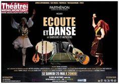 parthénon académie de danse grecque