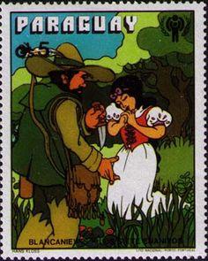 "Snow White -  ""Paraguay"""