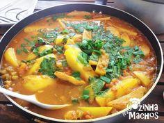 #beef and #chiken #curry #cozinhapramachos #cozinha #culinária #receitas