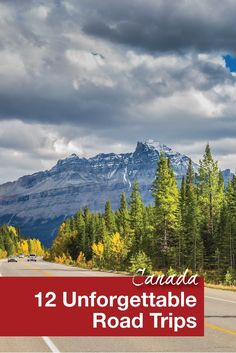 Canada is best explored by a road trip. At the Sea to Sky Highway, a road winds through the mountains in British Columbia. It's part of 12 unforgettable road trips in Canada. Great for family travel or travel with kids.