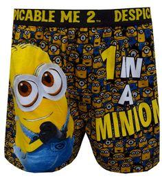 13 meilleures images du tableau underwear man still boxers shorts cotton boxer shorts et pjs - Minion amoureux ...
