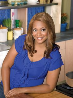 "Sunny Anderson is an African-American Food Network chef and hosts her own show ""Cooking For Real"". She makes cooking seem fun and tasty! She is one of my influential individuals."