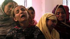 Crímenes de honor en Pakistán: violan y matan a una mujer por un matrimonio no aprobado es.rt.com/4o56