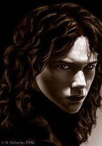 The Vampire Armand | Amadeo de Romanus