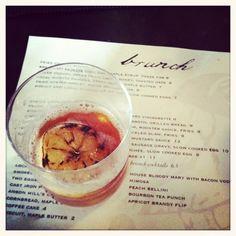 Brunch & cocktails