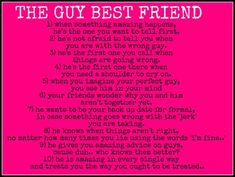 """Yes this is really cute & sweet, but because it says """"best friend"""", the poor guy sounds friendzoned to me :/"""