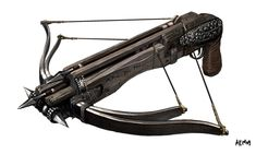 Van Helsing Crossbow | http://2.bp.blogspot.com/_GoDNyAtnTN...Final_blog.jpg