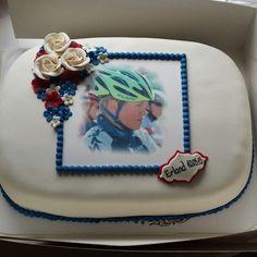 Konfirmasjonskake , cake, cakedecorating Cake Decorating, Cakes, Desserts, Food, Tailgate Desserts, Deserts, Cake Makers, Kuchen, Essen