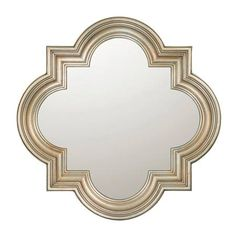 Capital Lighting Winter Gold Mirror - front hall, swap the matching black one out! Art Deco Mirror, Wall Mounted Mirror, Mirror Mirror, Wall Mirrors, Bathroom Mirrors, Mirror Ideas, Entry Mirror, Mirror Bedroom, Foyer Ideas