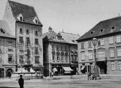 Hlavné námestie v st. Bratislava, Milan, Arch, Louvre, Street View, Times, Travel, Google, History