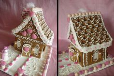 31 Amazing Gingerbread House Ideas - Shari's Berries Blog