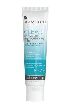 Clear Moisturizer SPF30+
