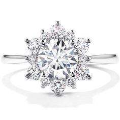 Queen Elsa's fairytale engagement ring: http://www.stylemepretty.com/2016/03/23/disney-princess-inspired-engagement-rings/