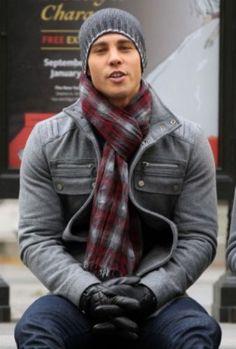 寒い冬もクールにキメる!海外男子に学ぶ、メンズアウターのお洒落な着こなし術 | ギャザリー