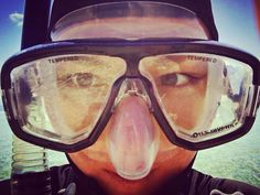 Snorkelling on the Great Barrier Reef. Looking sexy! Heheheh #greatbarrierreef #snorkeling #goggles #greenisland #qld #australia by jaccisnaps http://ift.tt/1UokkV2