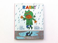 MAKI:minimag_Rain!_by Christian Robinson and Linda Ashman
