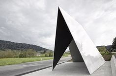 Architecture  Modern design : sou fujimoto among architects for bus stop designs in krumbach austria