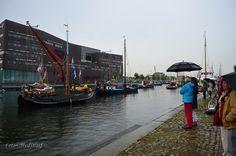 # Sail de Ruyter 2013 # Sail-in te Middelburg # veel publieke belangstelling ondanks de regen door Hanneke van der Warf