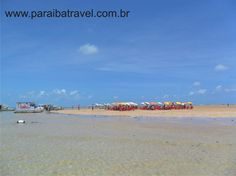 Ilha de Areia Vermelha, Praia do Poço/Cabedelo/PB