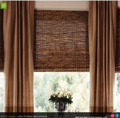 Door Coverings, Window Styles, Reading Room, Blinds, Thailand, Bamboo, Ann, Dining Room, Shades