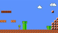 Human builds AI, AI builds videogames. Human becomes sedentary, AI wins.  Read about the computer that builds Super Mario levels in this Wired article: http://www.wired.com/2015/06/mario-level-creator-ai/