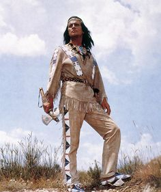 Pierre Brice - Winnetou                                                       …