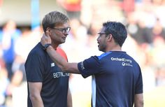 Klopp and Wagner: From Mainz men to main men in the Premier League